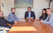 Συνάντηση του Δημάρχου με το Σύλλογο Πασχόντων Θαλασσαιμίας Καρδίτσας