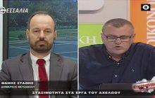 Συνέντευξη του Δημάρχου Μουζακίου κ. Φάνη Στάθη στη «Θεσσαλία Τηλεόραση»