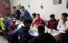 Ο αρχηγός του ΑΟ Κρανέας παρέθεσε δείπνο στους συμπαίχτες του
