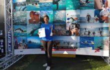 Στις κορυφαίες αθλήτριες της ανοιχτής Θάλασσας η Άρτεμις Ζαρκαδούλα