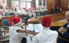 Χριστούγεννα στα Τρίκαλα και αδελφοποίηση Λυκείου με ελληνικής Σχολή στο Γιοχάνεσμπουργκ