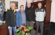 Συνάντηση Δημάρχου Πύλης με τους Προέδρους του Κυνηγετικού Συλλόγου Πύλης και ΟΦΙΣΕΤ