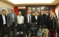 Ο Αγοραστός στον πρόεδρο του ΕΚΑΒ: «Τρέξτε γρήγορα τις διαδικασίες για να έρθουν ασθενοφόρα στη Θεσσαλία»