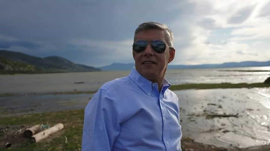 Μελέτη για την ασφάλεια των φραγμάτων της λίμνης Κάρλα εκπονεί η Περιφέρεια Θεσσαλίας
