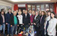 Στο πλευρό του Κώστα Αγοραστού για το έργο του Αχελώου η Πανελλήνια Ομοσπονδία Αργιθεάτικων Συλλόγων