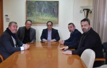 Συνάντηση του Δημάρχου Καρδίτσας με τη διοίκηση του ΕΒΕ