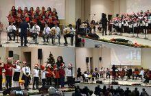 Χριστουγεννιάτικη συναυλία του Δημοτικού Ωδείου Μουζακίου