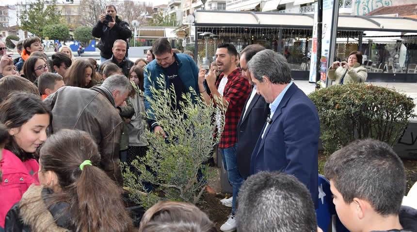 Let's do it Greece με δράσεις για το περιβάλλον