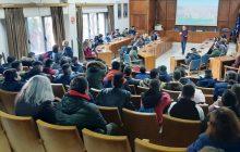 Επίσκεψη του ΕΠΑ.Λ Φαρσάλων στο Δημαρχείο Τρικκαίων