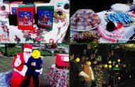 Άναψε το Χριστουγεννιάτικο δέντρο στην Γελάνθη