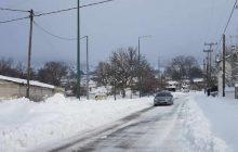Καιρός: Αίθριος σήμερα – χιόνια από το βράδυ της Κυριακής