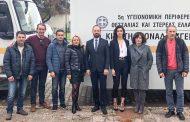 Με επιτυχία ολοκληρώθηκαν οι δωρεάν προληπτικές εξετάσεις μαστογραφίας στην Κρανιά Δήμου Μουζακίου.