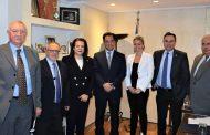 Συνάντηση εργασίας ΣΒΘΣΕ με τον Υπ. Ανάπτυξης κ. Γεωργιάδη