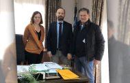 Υπογράφηκε η σύμβαση του έργου έργου «Βελτίωση Αγροτικής Οδοποιίας Δ.Ε. Παμίσου Δήμου Μουζακίου»