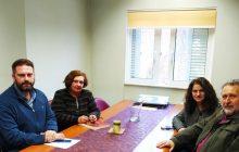Συνάντηση Δημάρχου Αργιθέας με την Προϊσταμένη Εφορείας Αρχαιοτήτων Καρδίτσας