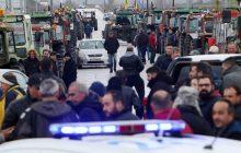 Καρδίτσα: Αγρότες απέκλεισαν συμβολικά αυτοκινητόδρομο