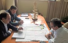 Σύσκεψη στο Δημαρχείο Καρδίτσας εν όψει κύματος κακοκαιρίας