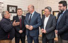 Επίσκεψη Κ. Τσιάρα στις ιστορικές φυλακές Ωρωπού