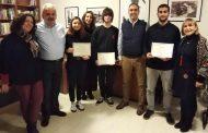 Απονεμήθηκαν σε φοιτητές δημοσιογραφίας τα βραβεία «Μαρίνου και Ιωάννου Μαρκατά»