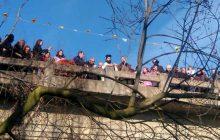 Αγιασμός των υδάτων στην γέφυρα του Πευκοφύτου