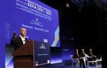 Ομιλία Κ. Αγοραστού στο Εθνικό Αναπτυξιακό Συνέδριο για το νέο ΕΣΠΑ 2021 -2027