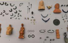 Το Αρχαιολογικό Μουσείο Καρδίτσας εντυπωσιάζει τον επισκέπτη.
