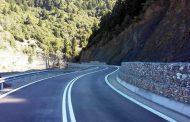 Βελτιώνεται ο δρόμος από την Γκρόπα στο Ανθηρό