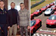 Έρχεται στο Μουζάκι το club ιδιοκτητών αυτοκινήτων FERRARI, «Passione Rossa»