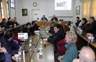 Ευρεία Σύσκεψη στο Δημαρχείο Πύλης για το έργο της Μεσοχώρας