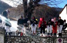 Τρίκαλα: Βγήκαν οι… καλικάντζαροι στο χωριό Ξυλοπάροικο (ΒΙΝΤΕΟ)