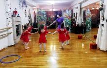 Με επιτυχία τα ανοιχτά χριστουγεννιάτικα μαθήματα Σχολής Χορού Μαρίας Καραπαναγιώτη