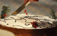 Κοπή πρωτοχρονιάτικης πίτας μελών ΣΘΕΒ
