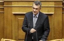 Παρέμβαση Γ. Κωτσού στη βουλή για απόδοση ανταποδοτικού τέλους ΑΠΕ στους εκ του νόμου δικαιούχους