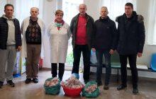 Προσφορά αγριόχοιρων από τον Κυνηγετικό Σύλλογο Μουζακίου για τις άπορες οικογένειες