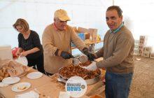 Γιορτή τσιγαρίδας στην Μαγουλίτσα