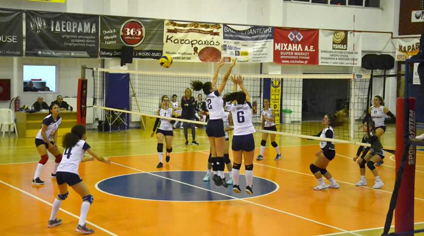 Βόλεϊ Γυναικών: ΓΣ Μουζακίου - Φιλαθλητικός Τρικάλων (Σάββατο 5:00μ.μ. κλειστό γυμναστήριο Μουζακίου)