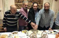 Ο Σύλλογος Δρομέων Καρδίτσας έκοψε την πρωτοχρονιάτικη πίτα του