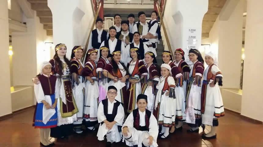 Κοπή Βασιλόπιτας των Θεσσαλών Ευρώπης - Τυχερός ο Θεσσαλικός Σύλλογος Ντύσσελντορφ