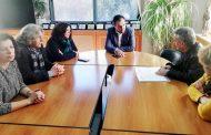 Συνάντηση Δημάρχου Τρικκαίων με το ΔΣ του Συλλόγου Φίλων Σιδηροδρόμου Τρικάλων