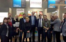 Η Περιφέρεια Θεσσαλίας στη Διεθνή Έκθεση FRUIT LOGISTICA 2020 στο Βερολίνο