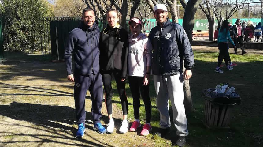 Δυναμικό ξεκίνημα χρονιάς για τον Α.Ο. Αντισφαίρισης Φαέθων