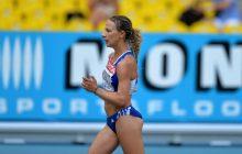 Πανελλήνιο ρεκόρ στο βάδην από την Καρδιτσιώτισσα αθλήτρια Αντιγόνη Ντρισμπιώτη