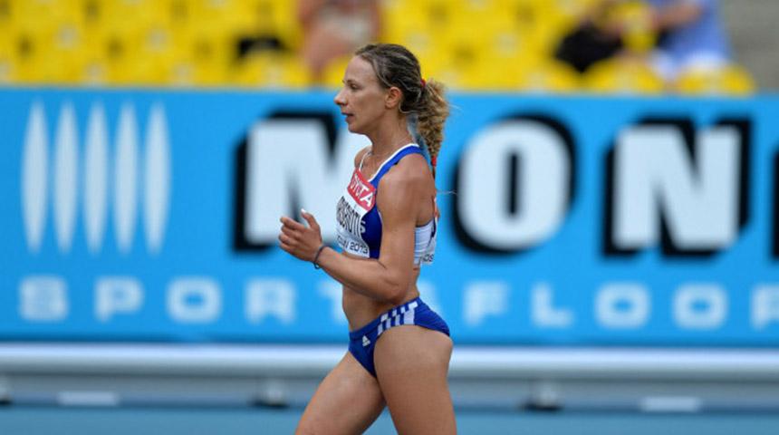 Φοβερή Ντρισμπιώτη έπιασε το όριο για τους Ολυμπιακούς Αγώνες!