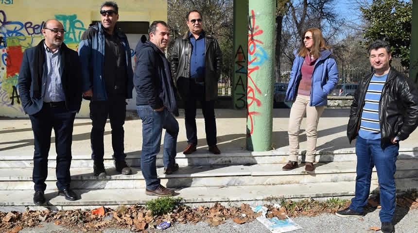 Αρχίζουν οι εργασίες για το νέο Δημαρχείο Καρδίτσας