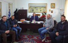 Εποικοδομητική συνάντηση Κ. Νούσιου με την Ένωση Νέων Αγροτών Καρδίτσας