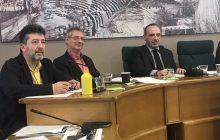 Συναντήσεις Ν. Καραγιάννη με τα στελέχη της Δ/νσης Κοινωνικής Μέριμνας και της Δ/νσης Εξυπηρέτησης του Πολίτη