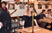 Πραγματοποιήθηκε η ετήσια κοπή πίτας του ΑΤ Μουζακίου