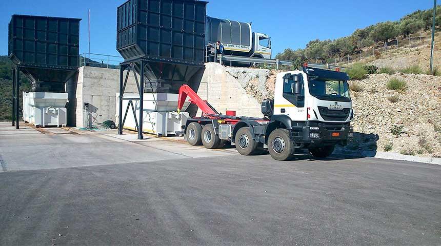 Με νέα μηχανήματα εξοπλίζεται ο Σταθμός Μεταφόρτωσης Απορριμμάτων του Δήμου Τρικκαίων