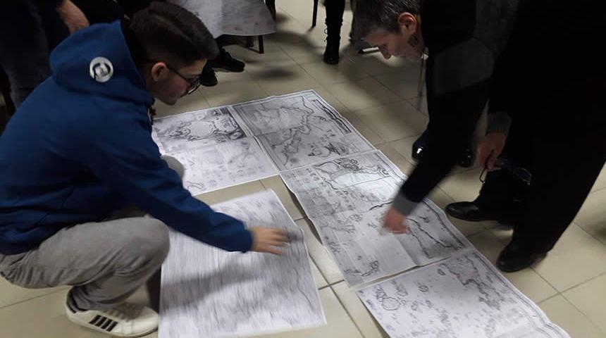 Παρουσίαση της Χάρτας του Ρήγα Φεραίου στο ΣΔΕ Καρδίτσας