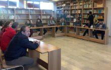 Το ΣΔΕ Καρδίτσας στη Δημοτική Βιβλιοθήκη και στο ΚΕΠ Σοφάδων